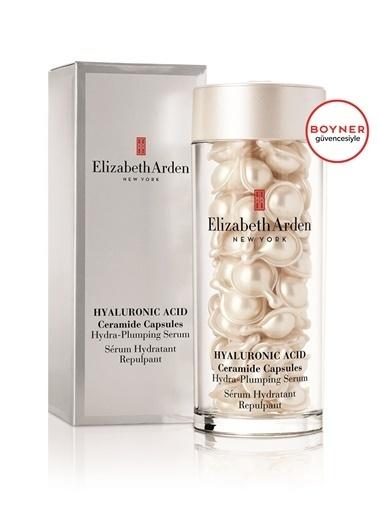 Elizabeth Arden Elizabeth Arden Hyaluronic Acid Ceramide Capsules Hydraplumping 30 Adet Nemlendiren Kapsül Serum Renksiz